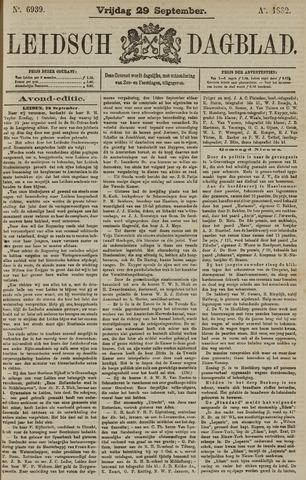 Leidsch Dagblad 1882-09-29