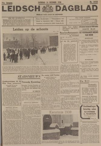 Leidsch Dagblad 1938-12-24