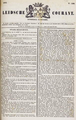 Leydse Courant 1882-10-12