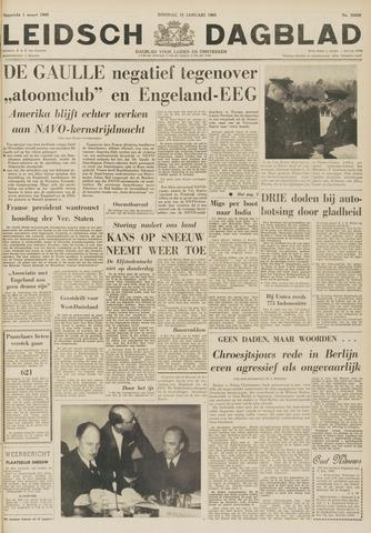 Leidsch Dagblad 1963-01-15