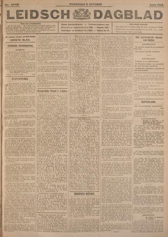 Leidsch Dagblad 1926-10-06