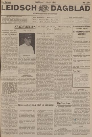 Leidsch Dagblad 1938-03-03