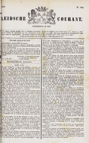Leydse Courant 1879-05-15