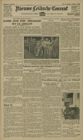 Nieuwe Leidsche Courant 1947-06-27