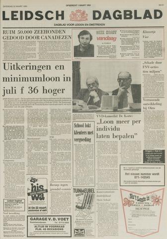 Leidsch Dagblad 1980-03-22