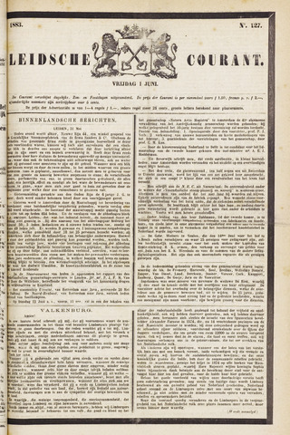 Leydse Courant 1883-06-01