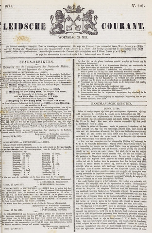 Leydse Courant 1871-05-24