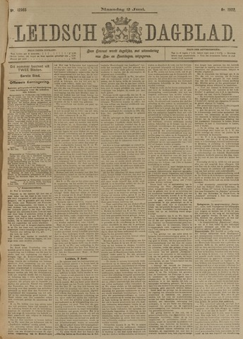Leidsch Dagblad 1902-06-02