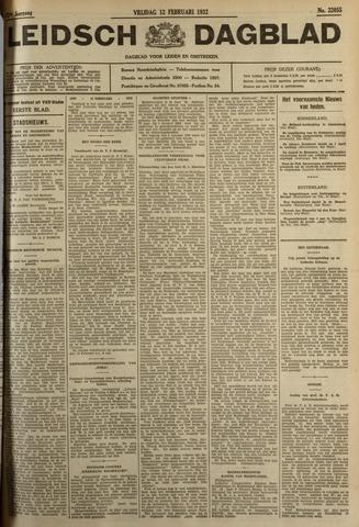 Leidsch Dagblad 1932-02-12