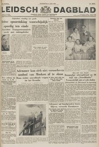 Leidsch Dagblad 1955-06-09