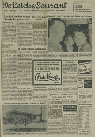 Leidse Courant 1958-01-31