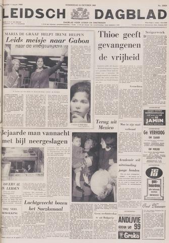 Leidsch Dagblad 1968-10-24