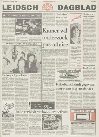Leidsch Dagblad 1988-04-27