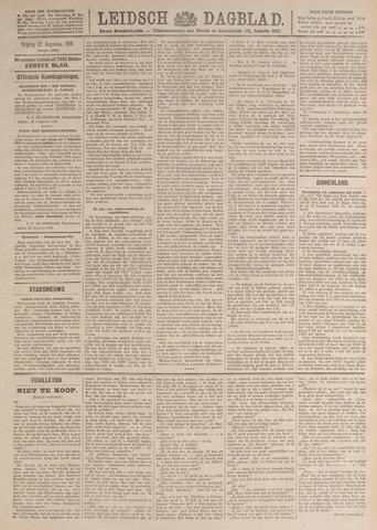 Leidsch Dagblad 1919-08-22