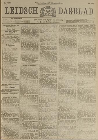 Leidsch Dagblad 1907-09-25