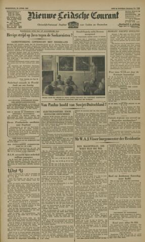Nieuwe Leidsche Courant 1947-04-30