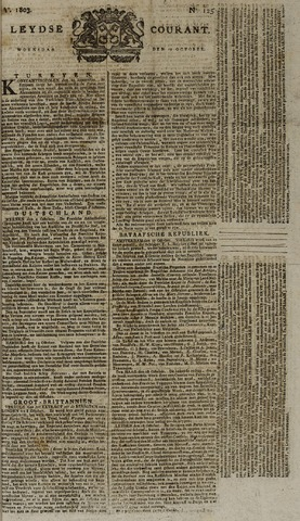 Leydse Courant 1803-10-19