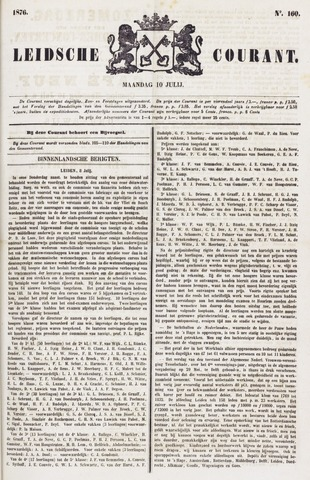 Leydse Courant 1876-07-10