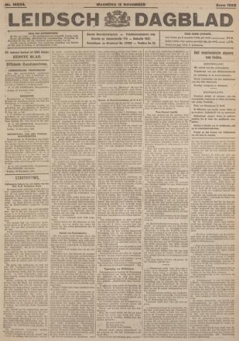 Leidsch Dagblad 1923-11-12