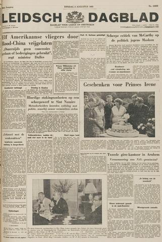 Leidsch Dagblad 1955-08-02