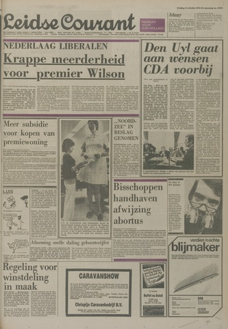 Leidse Courant 1974-10-11