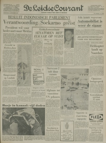 Leidse Courant 1966-09-21