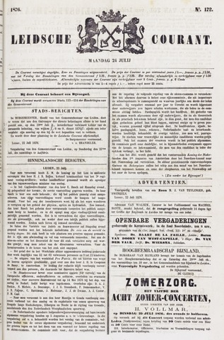 Leydse Courant 1876-07-24