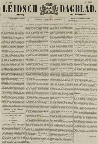 Leidsch Dagblad 1869-11-23