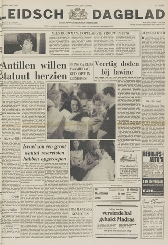 Leidsch Dagblad 1970-02-10