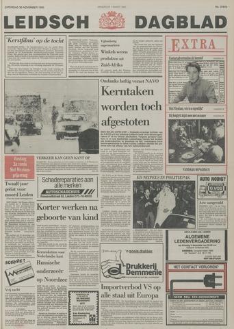 Leidsch Dagblad 1985-11-30