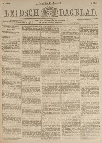 Leidsch Dagblad 1902-01-18