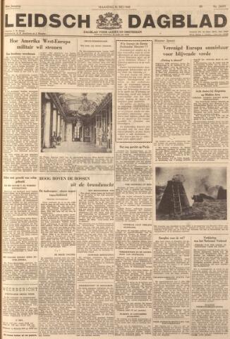 Leidsch Dagblad 1949-05-16