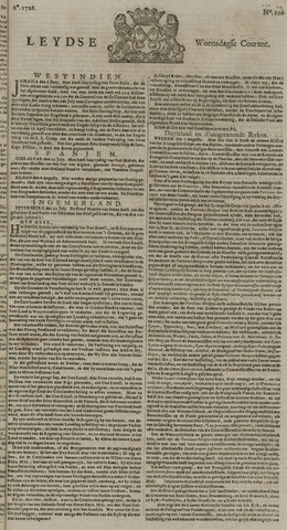 Leydse Courant 1726-08-21