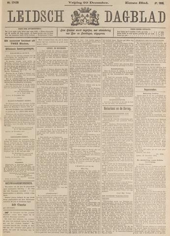 Leidsch Dagblad 1916-12-29