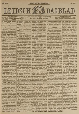 Leidsch Dagblad 1901-01-26