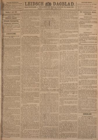 Leidsch Dagblad 1923-07-09
