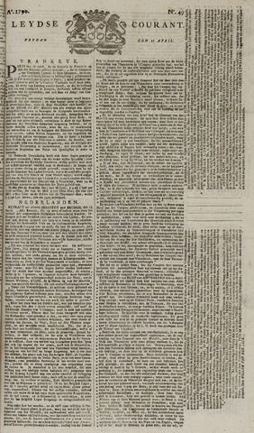 Leydse Courant 1790-04-23