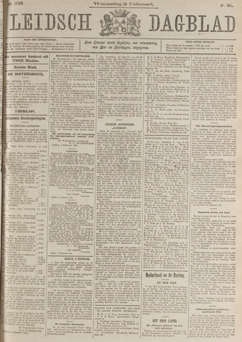 Leidsch Dagblad 1916-02-02