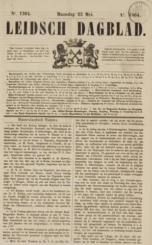 Leidsch Dagblad 1864-05-23