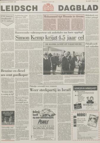 Leidsch Dagblad 1990-10-23