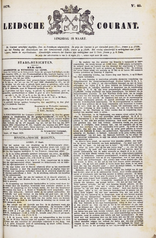Leydse Courant 1879-03-18