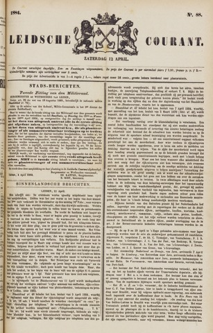 Leydse Courant 1884-04-12