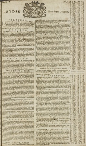 Leydse Courant 1769-03-20