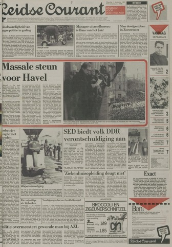 Leidse Courant 1989-12-11