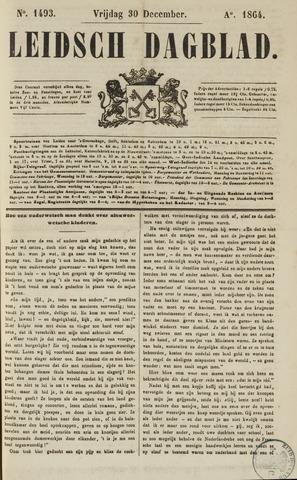 Leidsch Dagblad 1864-12-30