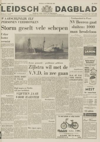 Leidsch Dagblad 1967-02-24