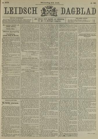 Leidsch Dagblad 1911-07-24