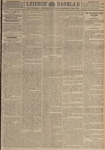 Leidsch Dagblad 1921-12-12
