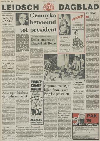 Leidsch Dagblad 1985-07-02