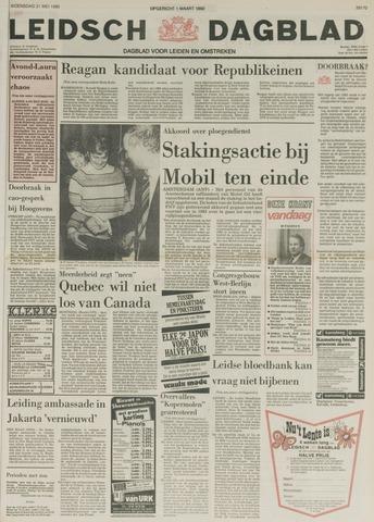 Leidsch Dagblad 1980-05-21